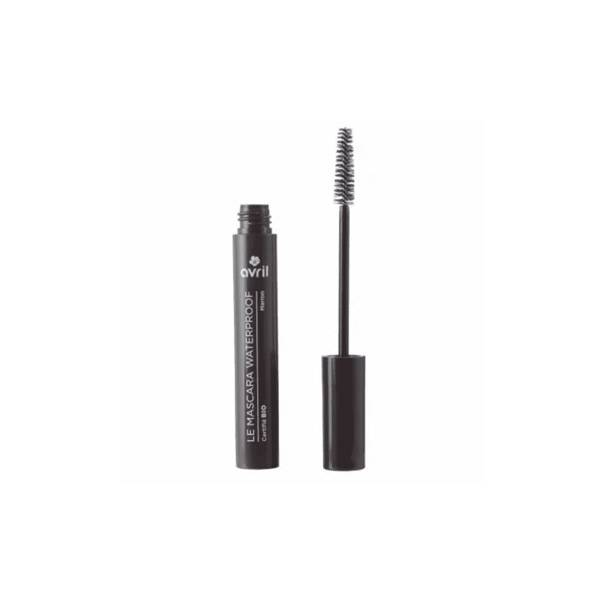 Avril Mascara Waterproof Marron 9ml