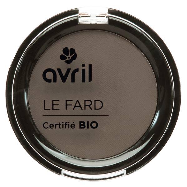 Avril Yeux Fard à Sourcils Bio Blond Cendré 2,5g
