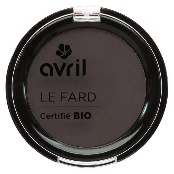 Avril Yeux Fard à Sourcils Bio Châtain Clair 2,5g