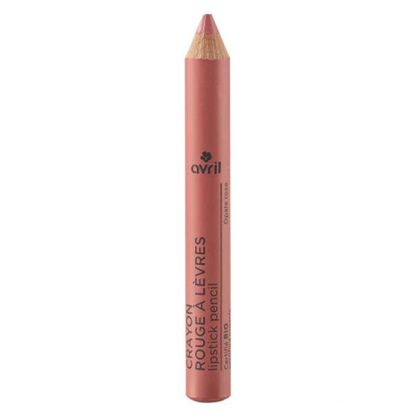 Avril Lèvres Crayon Rouge à Lèvres Jumbo Bio Opale Rose 2g