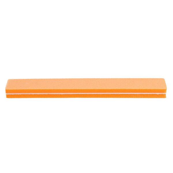 MiMo Polissoir à Ongles 2 Faces Orange 100/180
