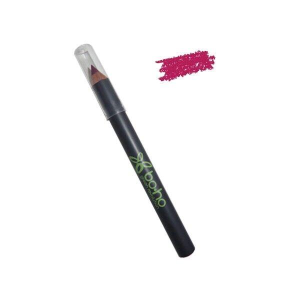 Boho Green Revolution Crayon Lèvres 02 Framboise