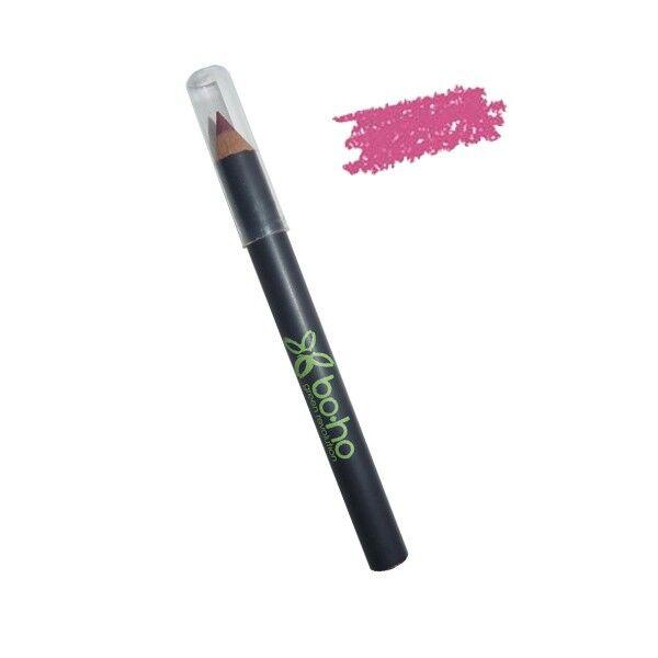 Boho Green Revolution Crayon Lèvres 04 Bois de Rose Nacrée