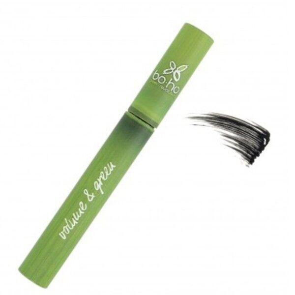Boho Green Revolution Mascara Volume 01 Noir