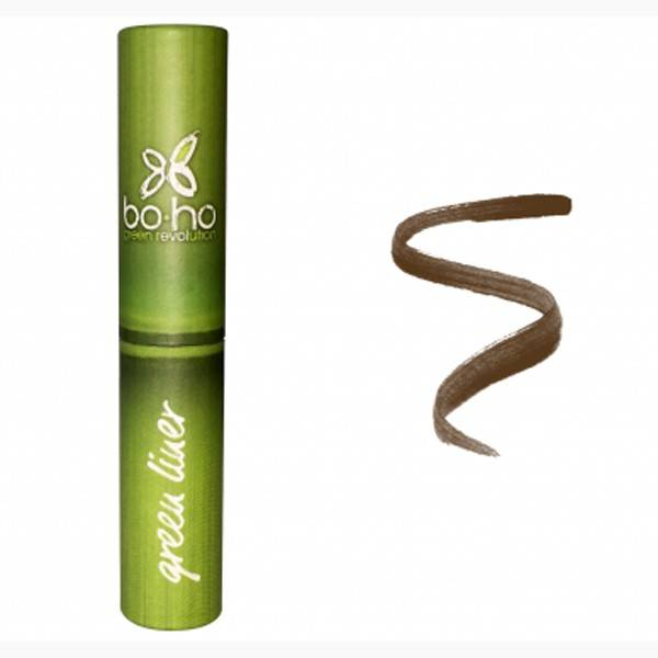 Boho Green Revolution Liner 02 Marron