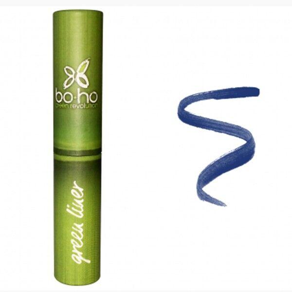 Boho Green Revolution Liner 03 Bleu