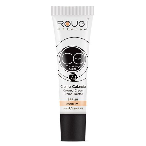 Rougj+ CC Cream Moyen 25ml