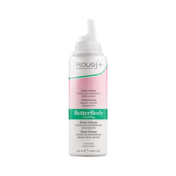 Rougj+ Better Body Mousse Anti-Cellulite Effet Crépitant 100ml
