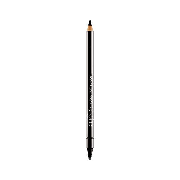 Rougj+ Crayon Yeux et Pinceau Estompeur Noir