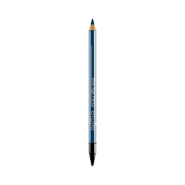 Rougj+ Crayon Yeux et Pinceau Estompeur Bleu