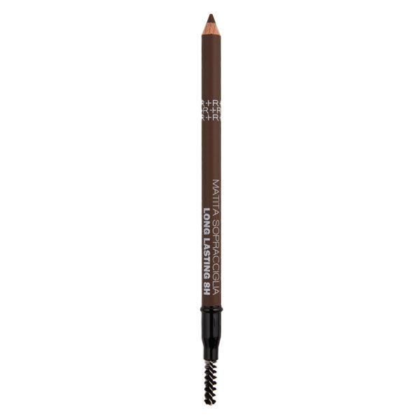 Rougj+ Glamtech Crayon Sourcils Longue Tenue Marron