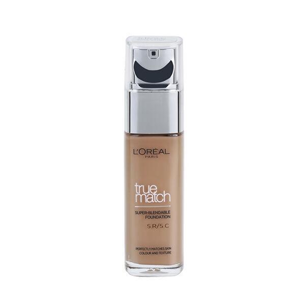 L'Oréal Paris Accord Parfait Fond de Teint Liquide 5R5C Sable Rosé