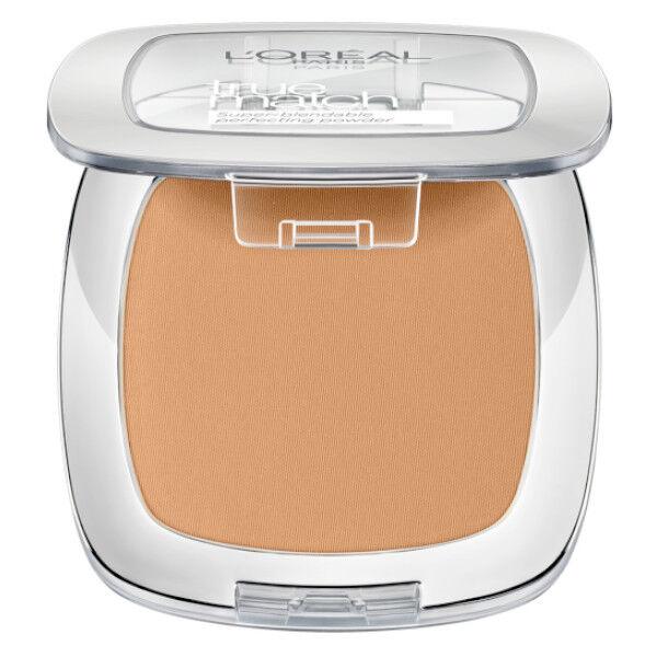 L'Oréal Paris Accord Parfait Fond de Teint Poudre 6.5D Caramel Doré 9g