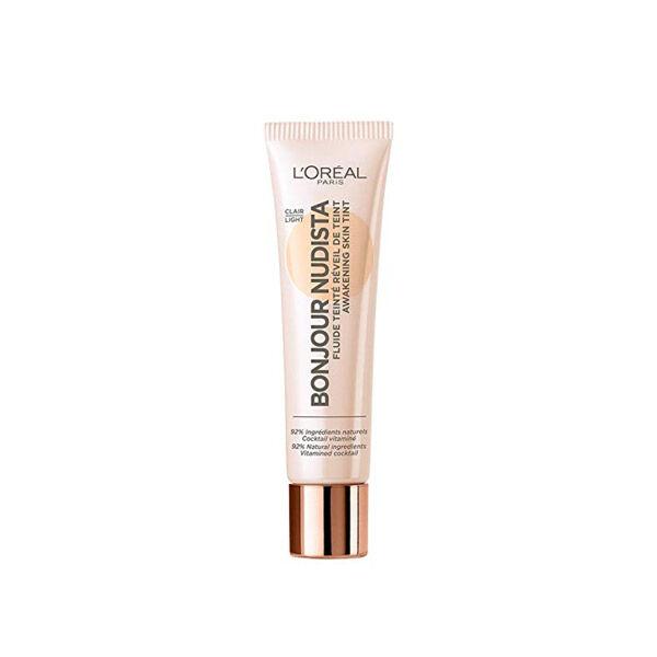 L'Oréal Bonjour Nudista BB Crème 01 Clair 30ml