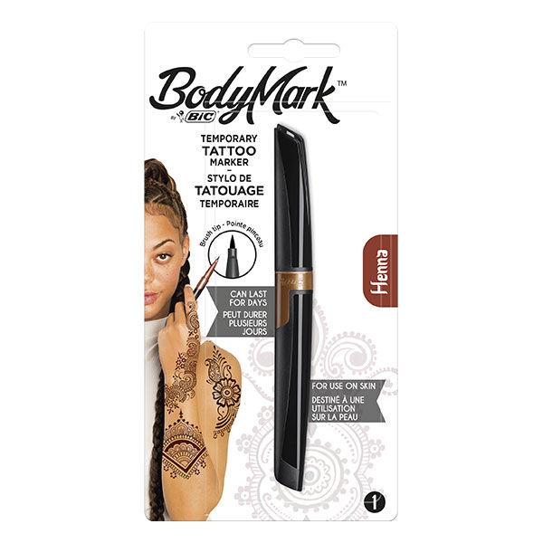 BodyMark by Bic BIC BodyMark Stylo de Tatouage Temporaire Henné