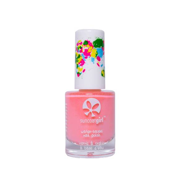 SunCoat Girl Vernis Vrai Rose 9ml
