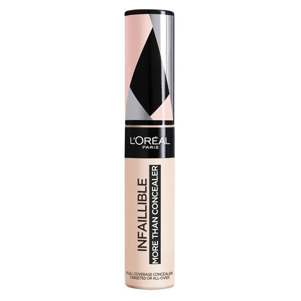 L'Oréal Paris Infaillible More Than Concealer 2 en 1 Correcteur et Fond de teint 325 Bisque 11ml
