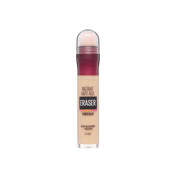 Maybelline New York Maybelline Gomme Correctrice Anti-Age 01 Light 6,8ml