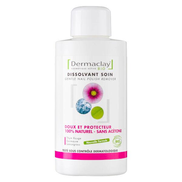 Dermaclay Dissolvant Soin Doux Naturel Bio 125ml