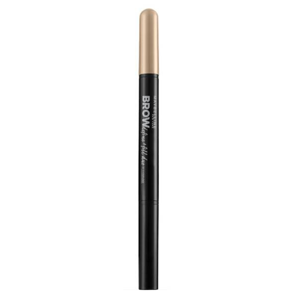 Maybelline Brow Satin Duo Crayon Sourcils Blond Foncé