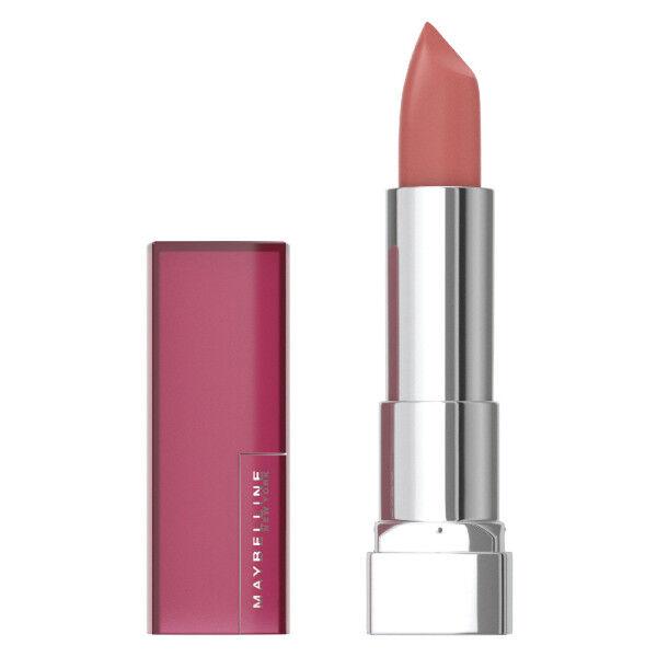 Maybelline New York Maybelline Color Sensational Rouge à Lèvres Matte 987 Smoky Rose 4,54g