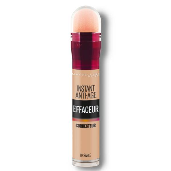 Maybelline New York Maybelline Instant Anti-Age l'Effaceur Anti-Cernes 07 Sable 6,8ml