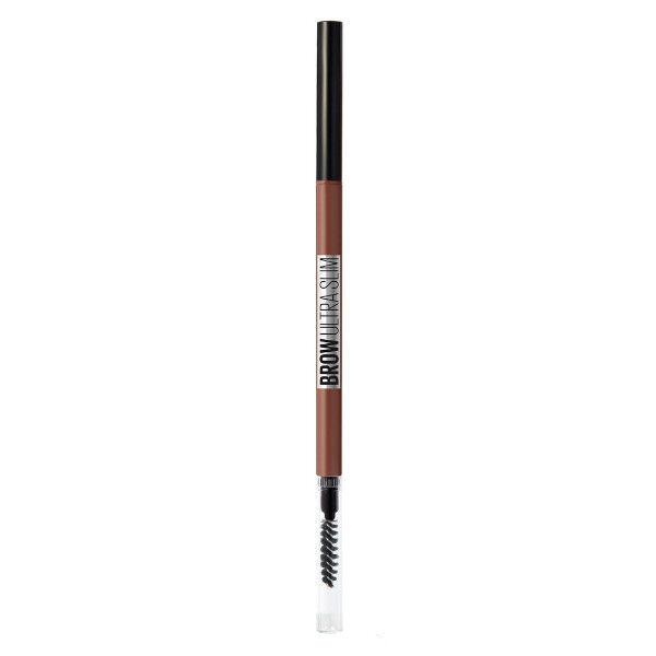 Maybelline New York Maybelline Brow Ultra Slim Crayon à sourcils Rétractable Haute-Précision Warm Brown 4,54g