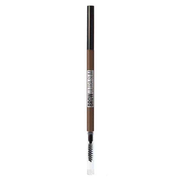 Maybelline New York Maybelline Brow Ultra Slim Crayon à sourcils Rétractable Haute-Précision Medium Brown 4,54g