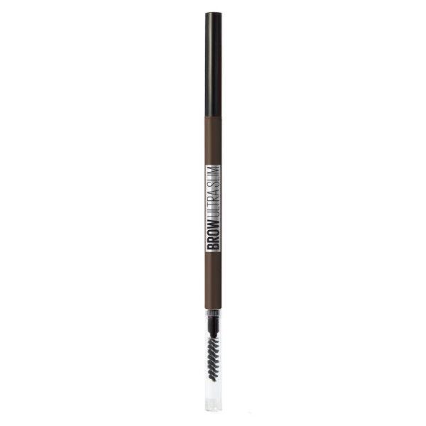 Maybelline New York Maybelline Brow Ultra Slim Crayon à sourcils Rétractable Haute-Précision Black Brown 4,54g