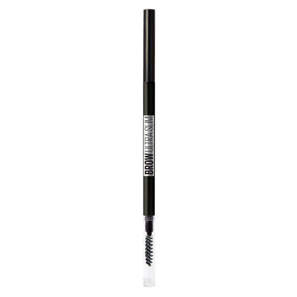Maybelline New York Maybelline Brow Ultra Slim Crayon à sourcils Rétractable Haute-Précision Black 4,54g