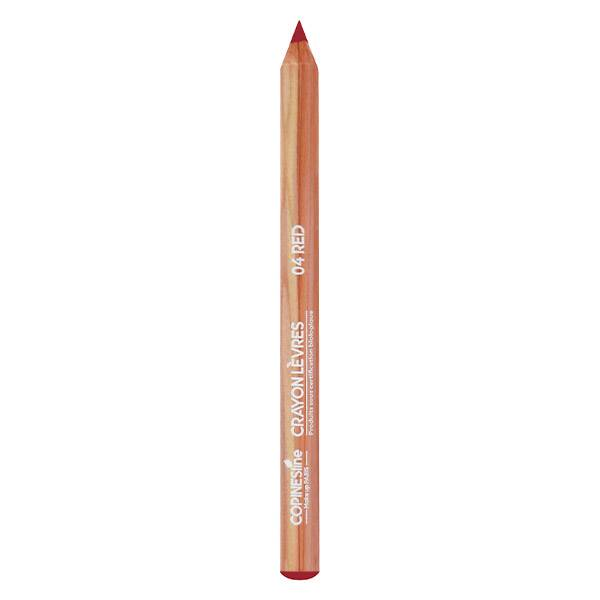 Copines Lines Lèvres Crayon Contour Bio N°4 Red 1,04g