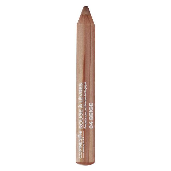 Copines Lines Lèvres Rouge à Lèvres Crayon Jumbo Bio N°4 Beige 1,7g