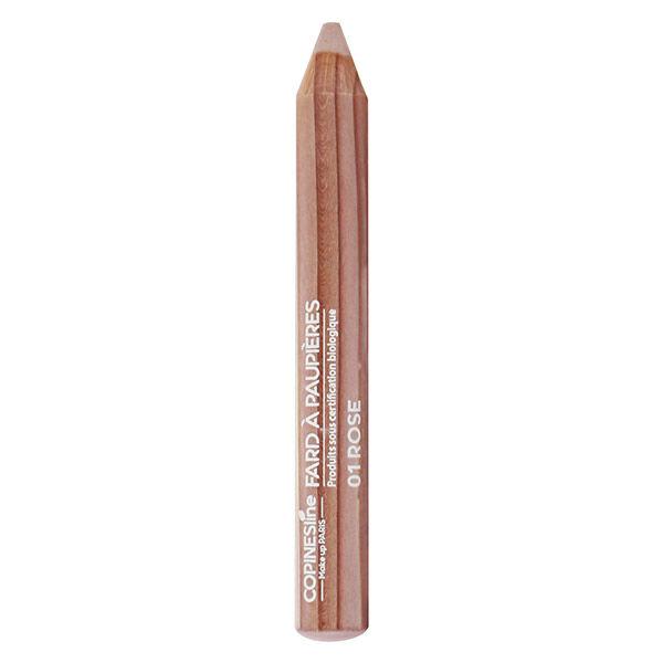 Copines Lines Yeux Crayon Fard à Paupières Bio N°1 Rose