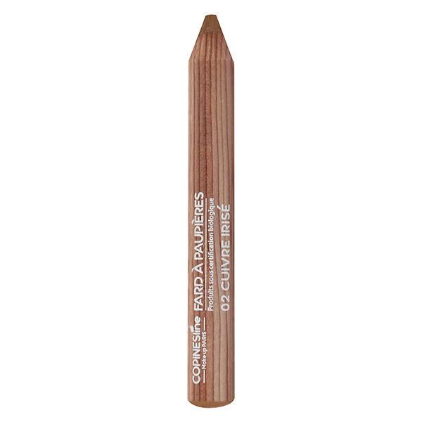 Copines Lines Yeux Crayon Fard à Paupières Bio N°2 Cuivre Irisé
