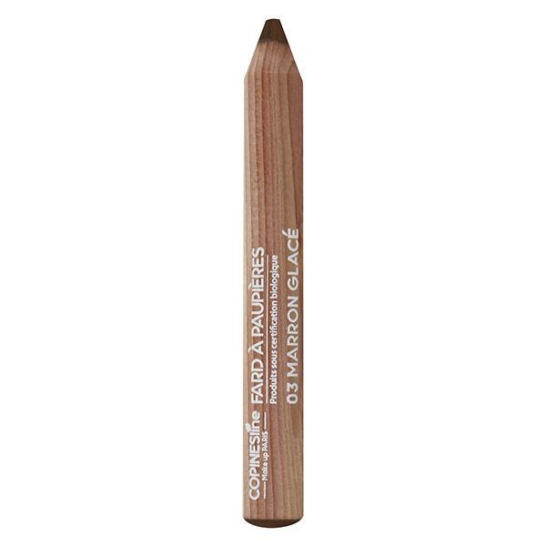 Copines Lines Yeux Crayon Fard à Paupières Bio N°3 Marron Glacé