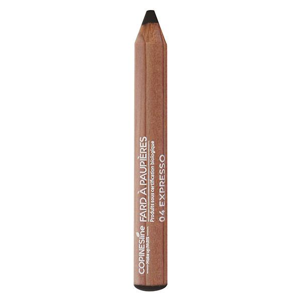 Copines Lines Yeux Crayon Fard à Paupières Bio N°4 Expresso