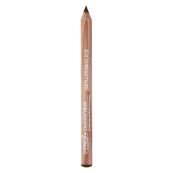 Copines Lines Yeux Crayon Contour Bio N°2 Marron Glacé