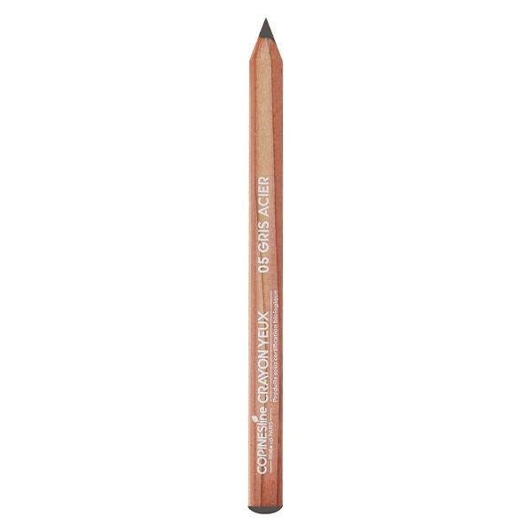 Copines Lines Yeux Crayon Contour Bio N°5 Gris Acier