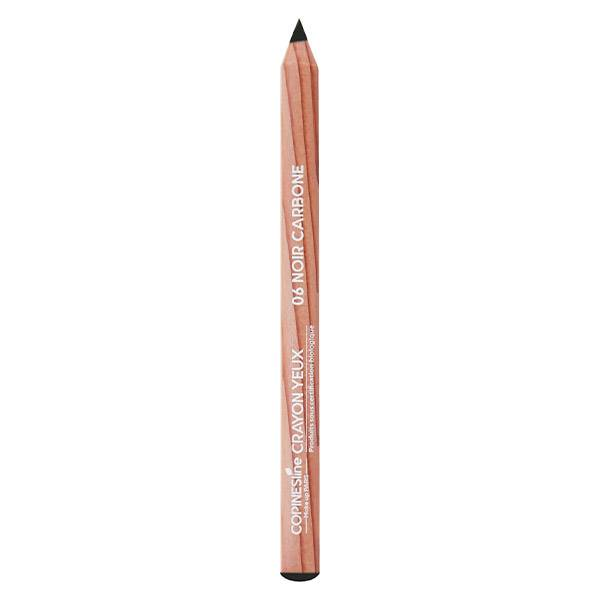 Copines Lines Yeux Crayon Contour Bio N°6 Noir Carbone