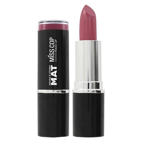 Miss Cop Lèvres Rouge à Lèvres Mat N°2 Rose Girly 3g