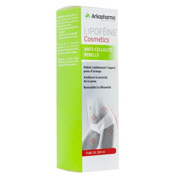 Arkopharma Lipofeine Anti Cellulite Rebelle Gel 200ml