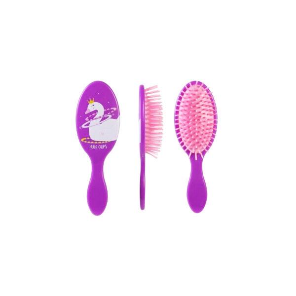Lysse Baby Brosse à Cheveux Enfant Violet