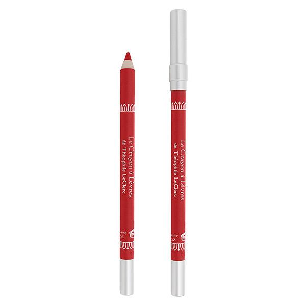 T-LeClerc Crayon à Lévres 10 Rouge Emotion