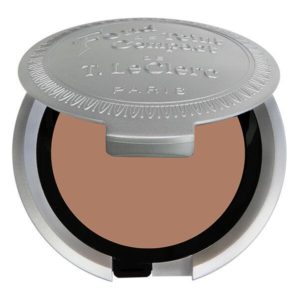 T-LeClerc Teint Fond de Teint Compact Poudre N°04 Praline Poudré 8g