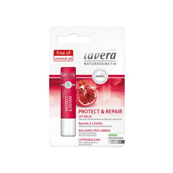 Lavera Baume à Lèvres Protect & Repair Hydratation Intense Bio 4,5g