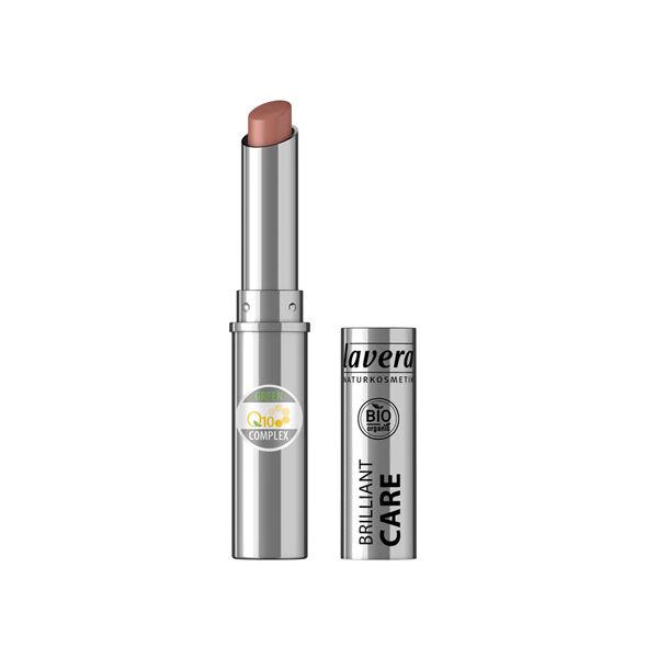Lavera Beautiful Brillant Lèvres Q10 Light Hazel 08 1,7g