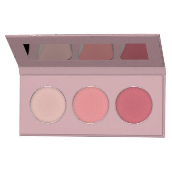 Lavera Palette Mineral Blush Selection Rosy Spring Bio 9g