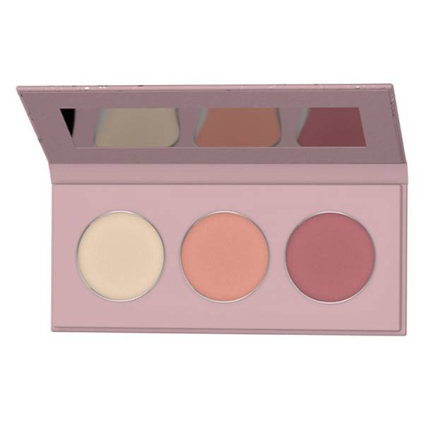 Lavera Palette Mineral Blush Selection Coral Bloom Bio 9g