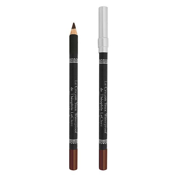 T-LeClerc Yeux Crayon Waterproof N°02 Brun Place des Vosges 1,2g