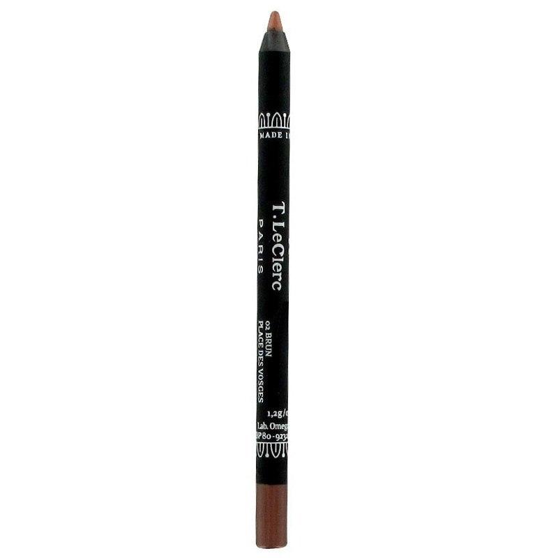 T-LeClerc Crayon Yeux Waterproof Brun Place des Vosges 1,2g